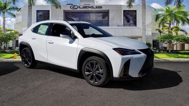 New 2019 Lexus Ux 200 F Sport For Sale Miami Fl Stk L85387
