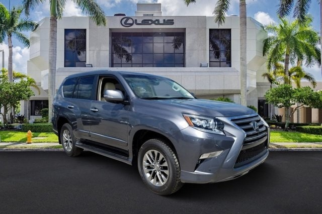 Lease Or Buy A New 2018 LEXUS GX 460 Luxury In Miami