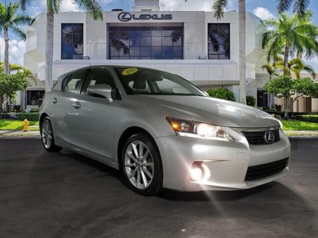 2012 LEXUS CT Hatchback