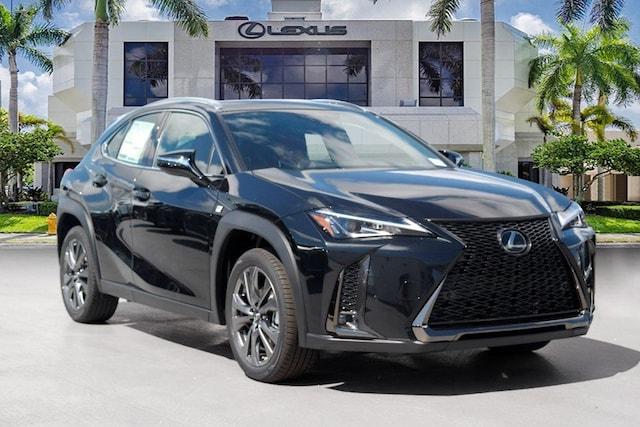 New 2019 Lexus Ux 200 F Sport For Sale Miami Fl Stk L85503