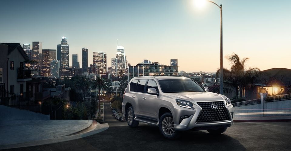 Financing & Maintenance Services for Your New GX 460