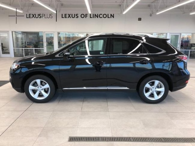 2015 LEXUS RX 350 Sport Utility