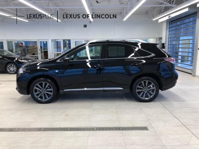 2013 LEXUS RX 350 Sport Utility
