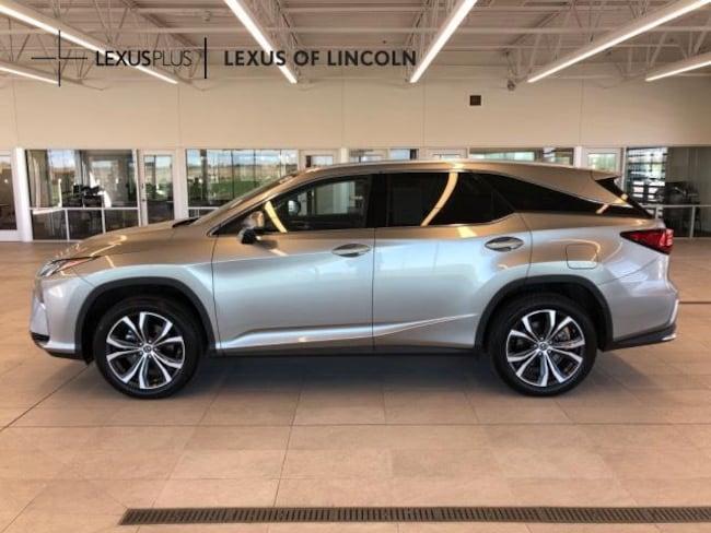 2018 LEXUS RX Sport Utility