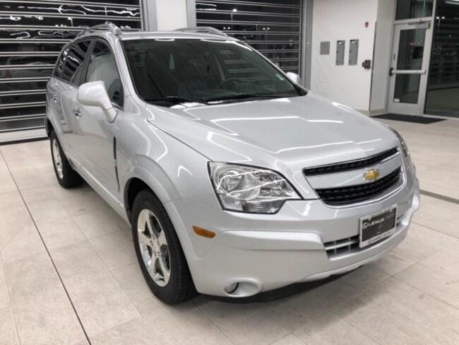 Used 2014 Chevrolet Captiva Sport Fleet For Sale At Lexus Of Lincoln