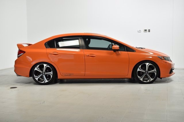 Used 2015 Honda Civic Si with VIN 2HGFB6E5XFH707236 for sale in Maplewood, Minnesota