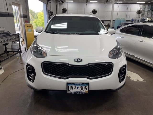 Used 2019 Kia Sportage LX with VIN KNDPMCACXK7537319 for sale in Maplewood, Minnesota