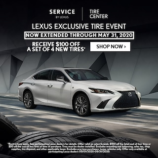 May Tire Event