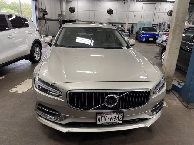 Used 2017 Volvo S90 Inscription with VIN YV1A22ML4H1011405 for sale in Maplewood, Minnesota