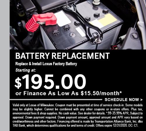 Battery - 0920