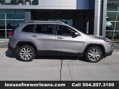 2015 Jeep Cherokee FWD 4dr Limited SUV