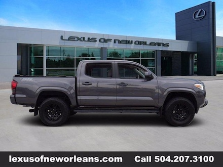 2019 Toyota Tacoma SR5 Double Cab 5 Bed I4 AT Truck Double Cab