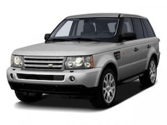 2009 Land Rover Range Rover Sport 4WD 4dr HSE SUV