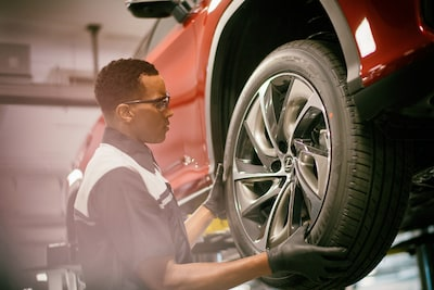 Now Available! Repair Minor Cosmetic Wheel Damage
