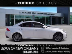 2018 LEXUS IS 300 IS 300 F Sport RWD Sedan