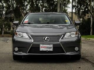 2014 LEXUS ES 350 4dr Sdn Sedan