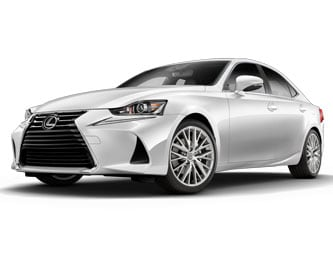 *Available On Approved Credit To Very Well Qualified Customers Through Lexus  Financial Services And Participating Lexus Dealers On A New 2017 IS 300 AWD.