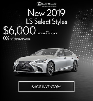 New 2019 LS Select Styles