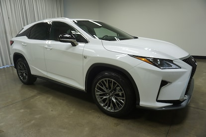 New 2019 LEXUS RX 350 F Sport For Sale or Lease in Reno NV Near Carson City  | 2T2BZMCA2KC207116