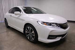 Used 2016 Honda Accord EX-L Coupe for sale in Reno, NV