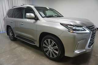 New 2019 LEXUS LX 570 Three-ROW Three-Row SUV for sale in Reno, NV