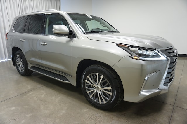 New 2019 Lexus Lx 570 Two Row For Sale At Dolan Lexus Vin