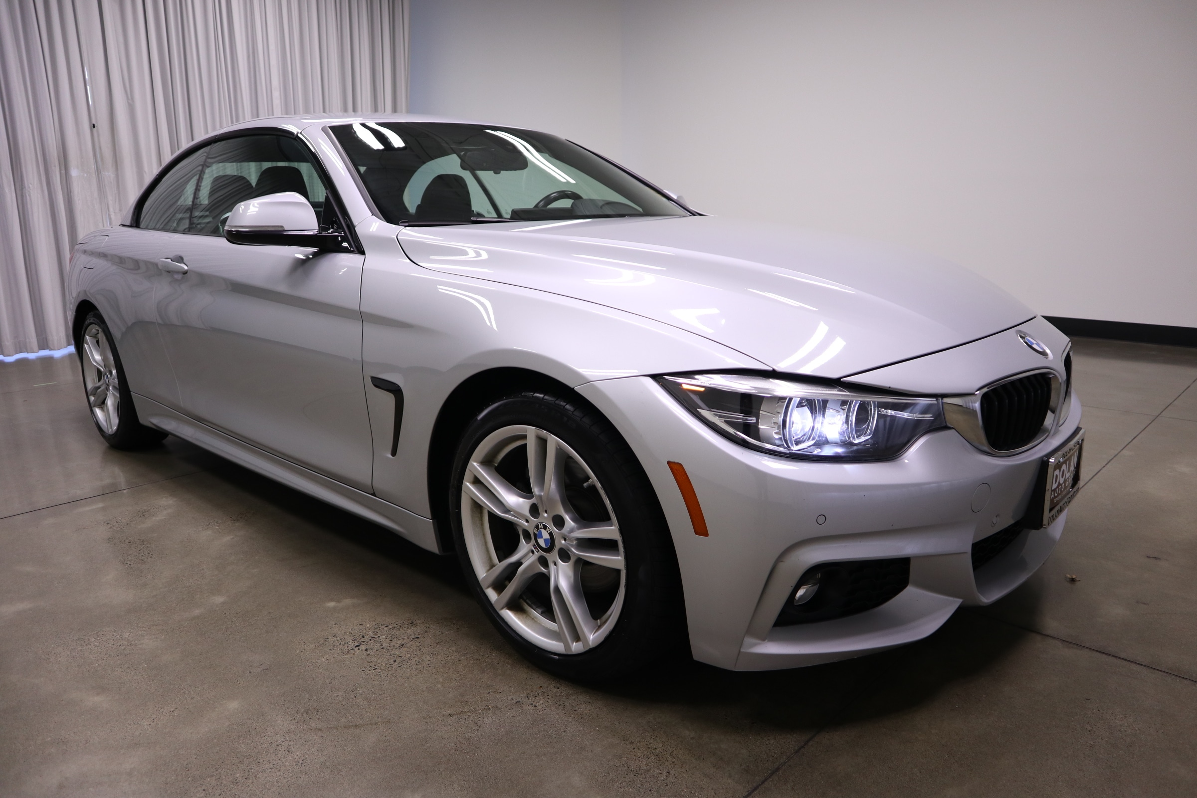 2018 BMW 430i M SPORT Convertible