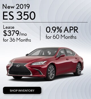 New 2019 ES 350