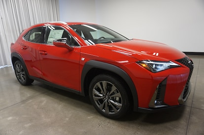 New 2019 Lexus Ux 200 F Sport For Sale Or Lease In Reno Nv Near