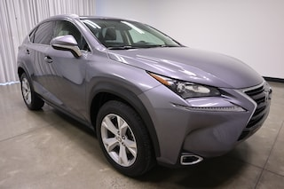Certified Used 2017 LEXUS NX 200t Premium Pkg SUV for sale in Reno, NV