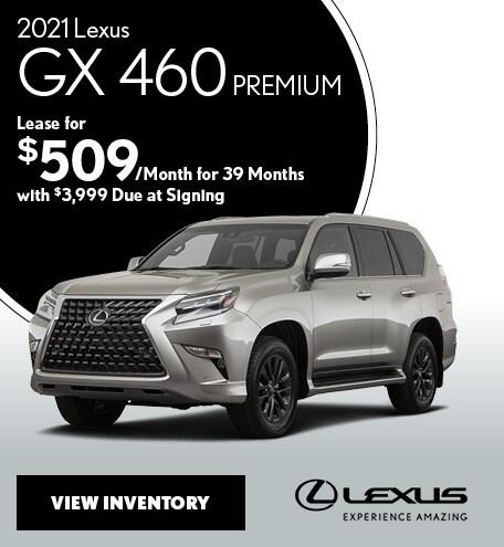 2021 Lexus GX 460 PREMIUM