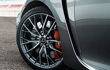 Lexus Exclusive Tire Event!