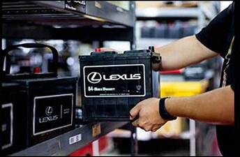 Genuine Lexus Battery Special!