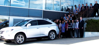 Lexus of Richmond Hill Family
