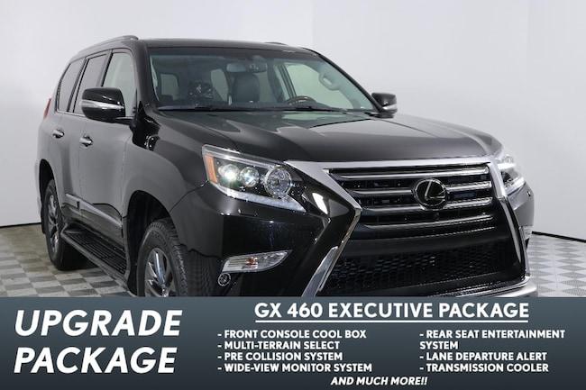 2018 LEXUS GX 460 EXECUTIVE PACKAGE SUV