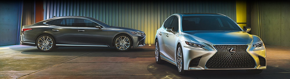 2018 Lexus LS500 - Luxury Reimagined From the Ground Up