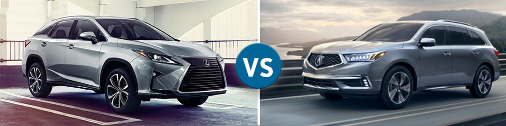 Lexus Rx Vs Acura Mdx >> Lexus Rx Vs Acura Mdx Lexus Of Richmond Hill
