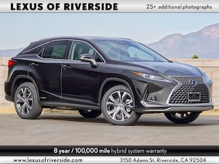 2021 LEXUS RX 450h AWD SUV For Sale in Riverside, CA