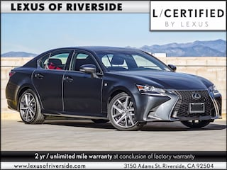 2019 LEXUS GS 350 F Sport Sedan For Sale in Riverside, CA
