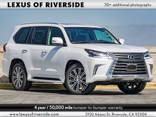 2021 LEXUS LX 570 Two-Row SUV For Sale in Riverside, CA