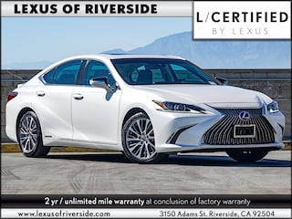 2019 LEXUS ES 300h Premium Sedan For Sale in Riverside, CA