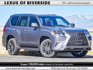 2021 LEXUS GX 460 Luxury SUV For Sale in Riverside, CA
