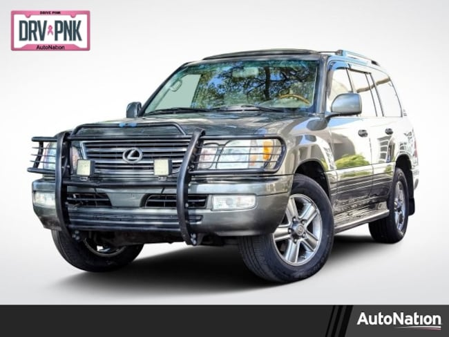 Used 2007 LEXUS LX 470 For Sale at AutoNation Toyota Pinellas Park