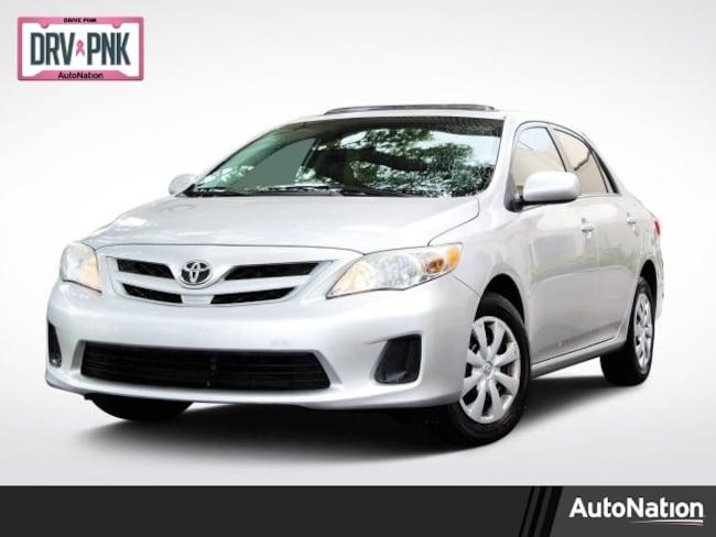 2011 Toyota Corolla For Sale >> 2012 Toyota Corolla S Sedan