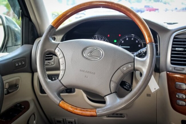 Used 2007 LEXUS LX 470 For Sale at AutoNation Toyota Pinellas Park