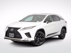 New 2021 LEXUS RX 350 F SPORT AWD SUV in Thousand Oaks, CA