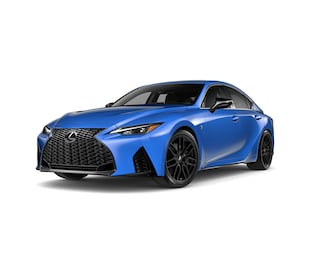 2021 LEXUS IS 350 F SPORT Sedan