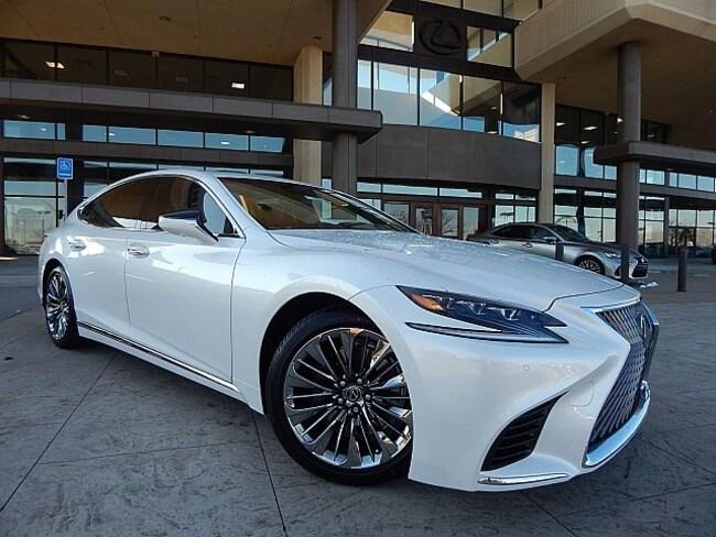 New 2019 Lexus Ls 500 For Sale At Lexus Of Tulsa Vin