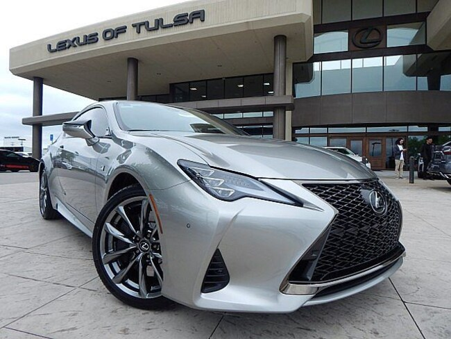 New 2019 LEXUS RC 350 F Sport 350 Coupe for sale in Tulsa, OK