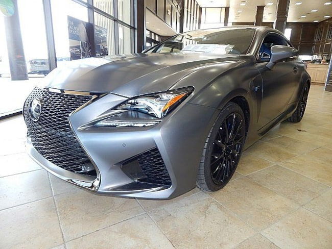 New 2019 LEXUS RC F Coupe for sale in Tulsa, OK